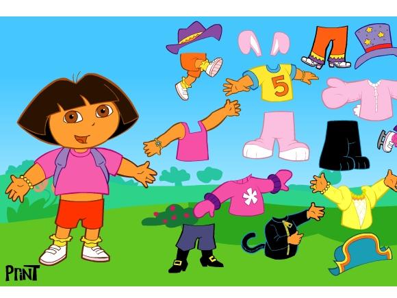 Jeux de filles - Dora jeux info ...